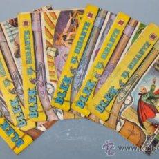 Tebeos: LOTE DE 6 BLEK EL GIGANTE, EDICIONES TORAY.. Lote 32421108