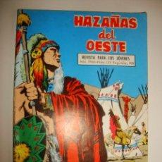 Tebeos: HAZAÑAS DEL OESTE NÚMERO 125 (1966). Lote 32341083