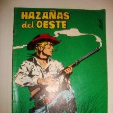 Tebeos: HAZAÑAS DEL OESTE NÚMERO 136 (1967). Lote 32341090