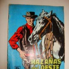 Tebeos: HAZAÑAS DEL OESTE NÚMERO 106 (1966). Lote 32341095