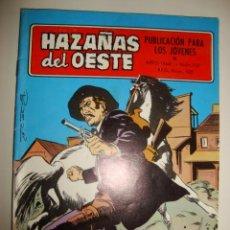 Tebeos: HAZAÑAS DEL OESTE NÚMERO 157 (1968). Lote 32341108
