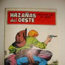 Tebeos: HAZAÑAS DEL OESTE NÚMERO 174(1968). Lote 32341131