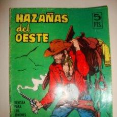 Tebeos: HAZAÑAS DEL OESTE NÚMERO 119 (1966). Lote 32341142