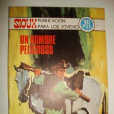 Tebeos: SIOUX NÚMERO 173. (1970). Lote 32341266