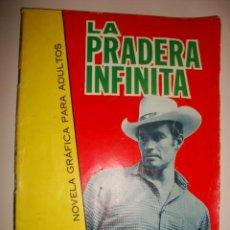 Tebeos: SIOUX NÚMERO 68. CONTRAPORTADA A COLOR DE GIANNA SERRA. (1966). Lote 32341275