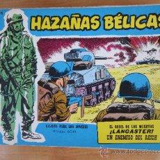Tebeos: HAZAÑAS BELICAS , 5 NUMEROS DEL 235 AL 256 AZUL - TORAY -COMO NUEVOS, TAMBIEN SUELTOS. Lote 32380778