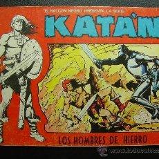 BDs: KATAN, VERSIÓN DE 1980, Nº 1. Lote 32385710