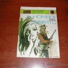 Tebeos: APACHE Nº 16: EL HOMBRE DEL DESIERTO (ANCEO - TORAY) 1974 - REFª (JC). Lote 32389107