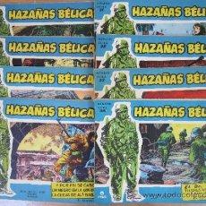 Tebeos: HAZAÑAS BELICAS 2 NUMEROS --30--34 ,EDICIONES TORAY COMO NUEVOS - ORIGINALES. Lote 32396656
