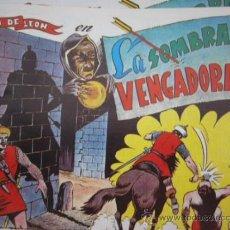 Tebeos - ZARPA EL LEON. Nº 9. REEDICION - 32462061