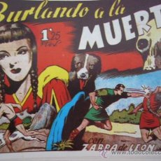 Tebeos: ZARPA EL LEON. Nº 10. REEDICION. Lote 32462265