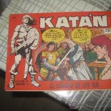 Comics - KATAN Nº 39 ANTIGUO. - 32479385