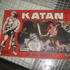 BDs: KATAN Nº 7 ANTIGUO.. Lote 32479515