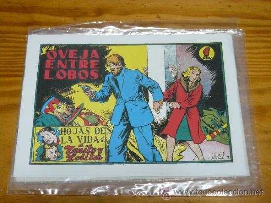 TEBEOS-COMICS GOYO - TOÑITO Y LOLITA, HOJAS DE LA VIDA - TORAY - Nº 7 *AA99 (Tebeos y Comics - Toray - Otros)