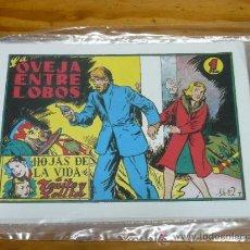 Tebeos: TEBEOS-COMICS GOYO - TOÑITO Y LOLITA, HOJAS DE LA VIDA - TORAY - Nº 7 *AA99. Lote 32483531