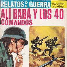 Tebeos: COMIC RELATOS DE GUERRA Nº 129. Lote 32583047