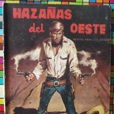 Tebeos: HAZAÑAS DEL OESTE Nº 38. ED. TORAY. 1963. Lote 32789610