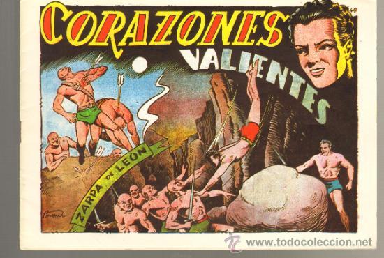 TEBEOS-COMICS GOYO - ZARPA DE LEON - Nº 49 - RARISIMO - TORAY *AA98 (Tebeos y Comics - Toray - Zarpa de León)