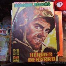 Tebeos: HAZAÑAS BÉLICAS EXTRA Nº 20. HÉROES DE BARRO. EDICIONES G4.. Lote 32823747