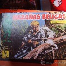 Tebeos: HAZAÑAS BÉLICAS.TOMO Nº 4. NÚMEROS 13-14-15-16. EDICIONES G4.. Lote 32823790