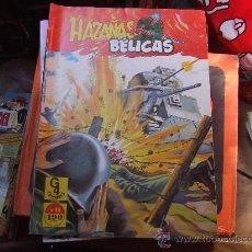 Tebeos: HAZAÑAS BÉLICAS Nº 11. EDICIONES G4.. Lote 32824014