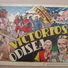 Tebeos: ZARPA DE LEON ,NUMERO 31 , VICTORIOSA ODISEA , EDICIONES TORAY , ORIGINAL. Lote 32918625