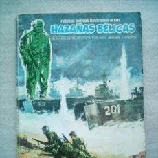 Tebeos: HAZAÑAS BELICAS Nº 10 URSUS TORAY 1973. Lote 33354465