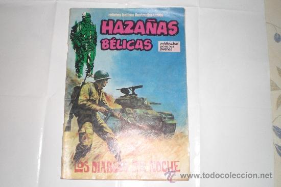 HAZAÑAS BELICAS EDICIONES URSUS Nº 23 (Tebeos y Comics - Toray - Hazañas Bélicas)