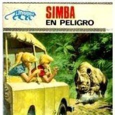 Tebeos: LEOPARDO TORAY 1970 - COLECCIÓN 12 EJEMPLARES - ENCUADERNADA. Lote 33767184