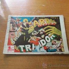 Tebeos: EL DIABLO DE LOS MARES -ALBUM-Nº 4--ORIGINAL--. Lote 33786675