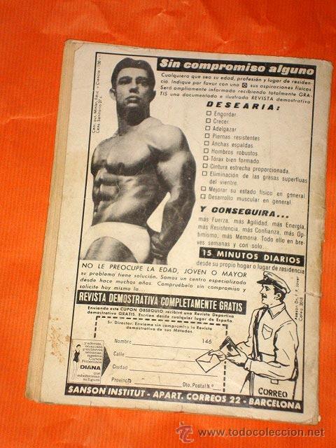 Tebeos: HAZAÑAS DEL OESTE Nº 227. JACK EL NEGRO, LA RECOMPENSA. EDITORIAL TORAY, 1970. +++ - Foto 3 - 34072018