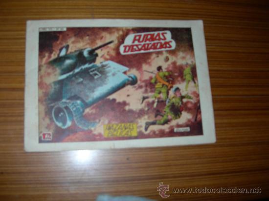 HAZAÑAS BELICAS Nº 188 DE TORAY (Tebeos y Comics - Toray - Hazañas Bélicas)