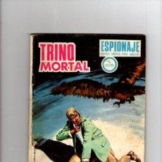 Comics - ESPIONAJE Nº 71 **Trino mortal** TORAY - 34103754