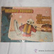 Tebeos: MUNDO FUTURO Nº 88. Lote 34162299