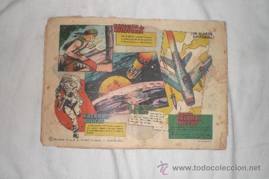 Tebeos: MUNDO FUTURO Nº 51 - Foto 2 - 34162463