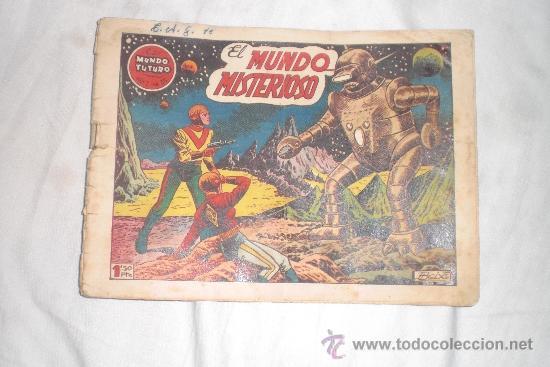 MUNDO FUTURO Nº 36 (Tebeos y Comics - Toray - Mundo Futuro)