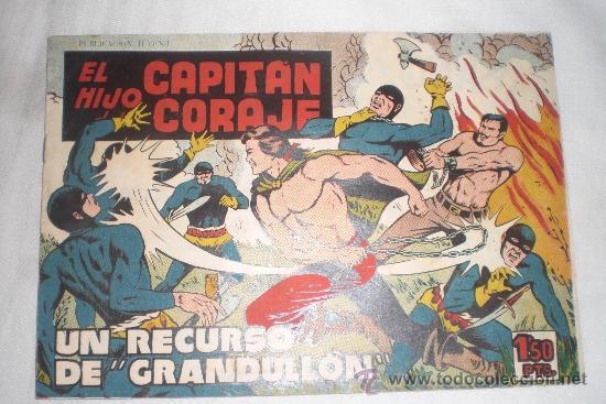 CAPITAN CORAJE Nº 38 (Tebeos y Comics - Toray - Otros)
