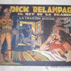 Tebeos: DICK RELAMPAGO Nº 8. Lote 34220220