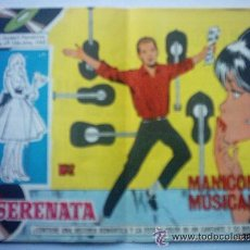 Tebeos: SERENATA , MANICOMIO MUSICAL Nº 304 . Lote 34250062