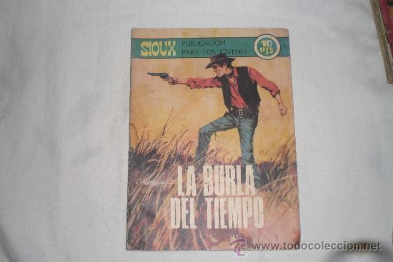 SIOUX 156 (Tebeos y Comics - Toray - Sioux)