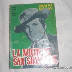 Tebeos: SIOUX 62. Lote 34266180