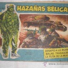 Tebeos: HAZAÑAS BELICAS Nº 35 EXTRA AZUL. Lote 34309997