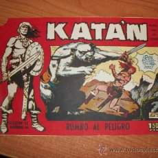 Tebeos: KATÁN Nº 7 EDITORIAL TORAY ORIGINAL . Lote 35123107