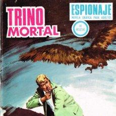 Comics - TORAY - ESPIONAJE Nº 71- TRINO MORTAL - 34861049