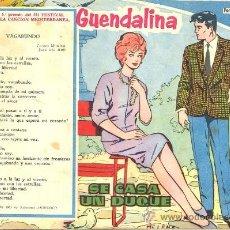 Tebeos: GUENDALINA Nº 123. Lote 35040398