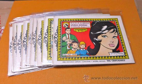 AZUCENA EXTRA LOTE DE 7 EJEMPLARES (Tebeos y Comics - Toray - Azucena)