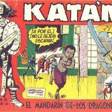 Comics - KATÁN Nº 28 - 35208009