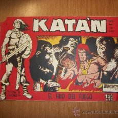Comics - KATÁN Nº 11 EDITORIAL TORAY ORIGINAL - 35822031