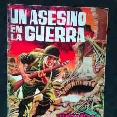 Tebeos: HAZAÑAS BÉLICAS. NUM. 70. UN ASESINO EN LA GUERRA. EDICIONES TORAY, 1964. Lote 35748003