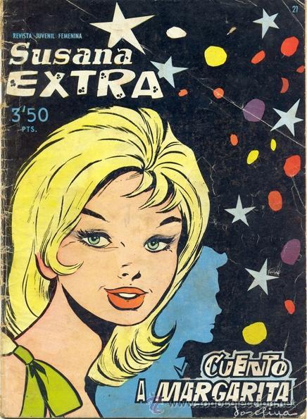 SUSANA EXTRA Nº 21 (Tebeos y Comics - Toray - Susana)